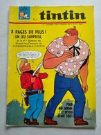 TINTIN N° 964  JULIE ANDREWS  (4p) + JEU LES SIGNES DU ZODIAQUES + LE MACH 2 SAA B 35 (2p)  COVER TIBET - Tintin