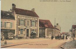77 LE CHATELET EN BRIE ( Le Coin Musard ) - Le Chatelet En Brie