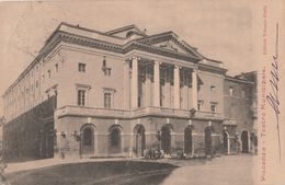 Cartolina - Postcard /  Viaggiata - Sent /  Piacenza, Teatro Municipale - Piacenza