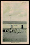 SÃO TOMÉ E PRÍNCIPE - Mastro De Cocagne.  ( Ed. M. Lopes) Carte Postale - São Tomé Und Príncipe