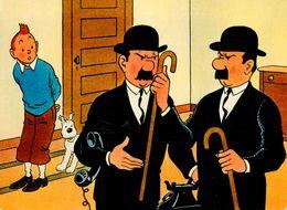 Les Aventures De TINTIN * Par Hergé * N°6 * édieur Yvon - Comicfiguren