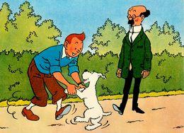 Les Aventures De TINTIN * Par Hergé * N°8 * édieur Yvon - Comicfiguren