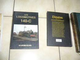 ( Train Locomotive Chemin De Fer ) Banaudo  Les Locomotives 140-C - Altri