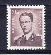 BELGIQUE, N*1070  ** MNH, Infime Grain Dans Le Papier. (LOT353) - 1953-1972 Glasses