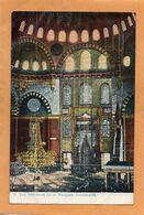 Constantinople Istanbul Turkey 1900 Postcard - Türkei