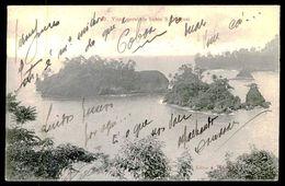 SÃO TOMÉ E PRÍNCIPE -  Vista Geral Da Bahia S. Miguel. ( Ed. A. Palanque Nº 49) Carte Postale - São Tomé Und Príncipe