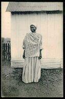 SÃO TOMÉ E PRÍNCIPE - COSTUMES - Typo De Mulher, S. Thomé. ( Ed. A. Palanque Nº 46) Carte Postale - São Tomé Und Príncipe