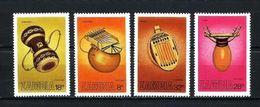 Zambia Nº 244/7 Nuevo - Zambie (1965-...)