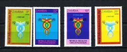 Zambia Nº 233/6 Nuevo - Zambie (1965-...)