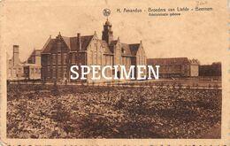 H. Amandus - Broeders Van Liefde - Administratie Gebouw - Beernem - Beernem