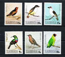 Zambia Nº 168/73 Nuevo - Zambie (1965-...)