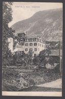CPA  Suisse, STALDEN Hotel De La Gare - VS Valais