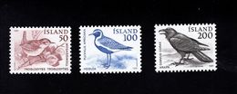 1052175730 SCOTT 543 544 545 POSTFRIS (XX) MINT NEVER HINGED EINWANDFREI  - ANIMALS - BIRDS - 1944-... Repubblica