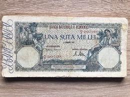 Rumania - 100.000 Lei 7 AUGUST 1945 - Roemenië