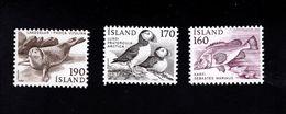 1052177380 SCOTT 534 535 536 POSTFRIS (XX) MINT NEVER HINGED EINWANDFREI  - ANIMALS - 1944-... Repubblica