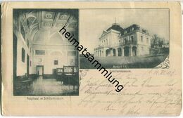 Marbach - Schillermuseum - Verlag R. Wetzig Ludwigsburg - Marbach
