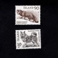 1052177923 SCOTT 526 527 POSTFRIS (XX) MINT NEVER HINGED EINWANDFREI  - ANIMALS - 1944-... Repubblica