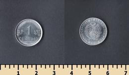 Peru 1 Centimos 2010 - Pérou