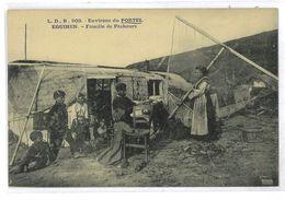 CPA 62 LE PORTEL EQUIHEN FAMILLE DE PECHEURS - Le Portel