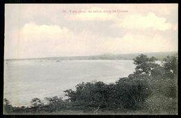 SÃO TOMÉ E PRÍNCIPE - Vista Geral Da Bahia Anna De Chaves. ( Ed. A. Palanque Nº 31) Carte Postale - São Tomé Und Príncipe