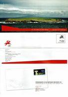 Portugal 2010 , Brochure , Pagela , Pope Bento XVI , Busts Of Republic , Commands On Afghanistan , Tiles , Marine Invert - Autres (àpd. 1941)