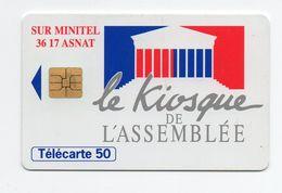 "Télécarte "" Le Koisque"" - Telefonkarten"