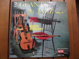 """Sidney Bechet - Django Reinhardt – 2 Geants Du Jazz """"Vol.2""""- 1968 - Classic Jazz ! - Jazz"""