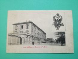 5° REGGIMENTO ALPINI - CASERMA DI MILANO. - War 1914-18