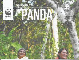 Sur Les Traces Du Panda N°101. (Voir Commentaires) - W.W.F.
