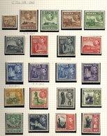 GIBRALTAR & MALTA Collection In Album & Stock Book Incl. GIBRALTAR Earlies To 1990's Approx 1000 Stamps & 30 M/Sheets, M - Non Classés