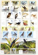 BIRDS Modern (2000-15) All UM Range In A Stock Book, Strong In British Commonwealth, Very Attractive Throughout. Cat. £2 - Timbres