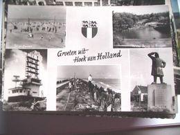 Nederland Holland Pays Bas Hoek Van Holland Met Pier En Semafoor - Hoek Van Holland