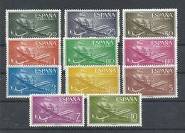 ESPAÑA  EDIFIL  1169/79     MNH  ** - 1931-Heute: 2. Rep. - ... Juan Carlos I