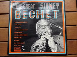 Sidney Bechet – The Great Sidney Bechet - Jazz