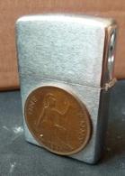 ZIPPO - One Penny 1937 Et Georgivs  V - 1969 - RT - 20 - Zippo