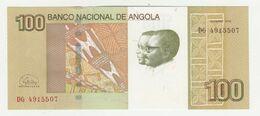 Banco Nacional De Angola 100 Kwanzas 2012 UNC - Angola