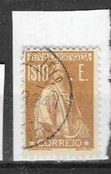 Mi  245C - 1910 : D.Manuel II