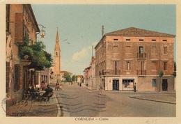 Veneto - Treviso - Cornuda - Centro - F. Grande - Viagg - Anni 50 - Molto Bella Animata - Italie