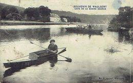 CPA  Souvenir De WAULSORT - Hastière