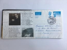 Edimburgh Édimbourg Aérogramme Robert Louis Stevenson 1994 Perroquet Parrot - Nuovi