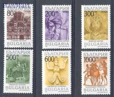 Bulgaria 1997 Mi 4278-4283 MNH ( ZE2 BUL4278-4283 ) - Bulgaria