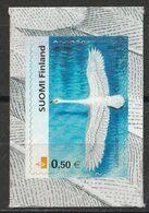 Timbre Finlande Yvert N° 1559 De 2002 Oiseau Neuf ** - Finland