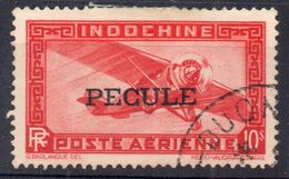 !!! FISCAL D'INDOCHINE PECULE N°30 OBLITERE - Autres