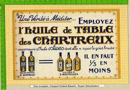 BUVARD : Huile Des Chartreux Huile D'olives - Lebensmittel