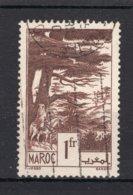 MAROKKO Yt. 227° Gestempeld 1945-1947 - Maroc (1891-1956)