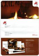 Portugal 2013 , Brochure , Pagela , Flavours , Falconry , Eagles , Figures , Apiculture , Citizens , Festivities , Post - Magazines