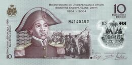 HAITI P. 279 10 G 2013 UNC - Haiti