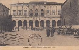 Friuli - Udine - Cividale - Piazza Duomo - Palazzo Degli Uffici - F. Piccolo - Viagg - Molto Bella Animata - Italie
