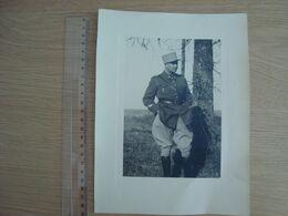 PHOTO MILITAIRE A DEFINIR - Guerra, Militares