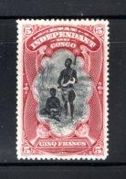 BEL. CONGO 28 MH 1894 - Landschappen En Diverse Onderwerpen - Belgian Congo